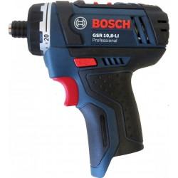 GSR 10.8-LI solo Δραπανοκατσάβιδο Bosch Professional