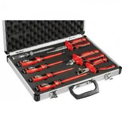 Σετ εργαλείων ηλεκτρολόγιου 8 τεμαχίων σε βαλίτσα