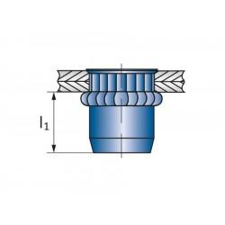 Πριτσίνια σπειρώματος  SSM-R-KLSK M4
