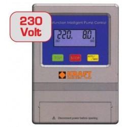 """63589 Ηλεκτρονικός πίνακας Ελέγχου  4"""" 230V με LCD οθόνη"""