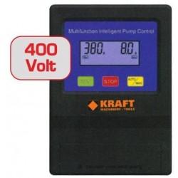 """63590 Ηλεκτρονικός Πίνακας Ελέγχου 4"""" 400V/0-3 kW με LCD οθόνη"""