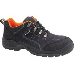 710221 Παπούτσια Εργασίας S1P Δέρμα Σουέτ Γκρι Μεγ. 44