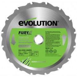 Multi Blade Δίσκος Κοπής 185mm Fury