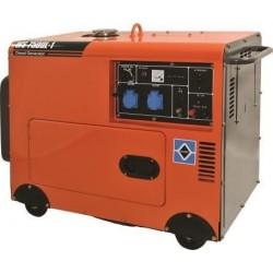 WS 8500L-1 Μονοφασική Ηλεκτρογεννήτρια Πετρελαίου