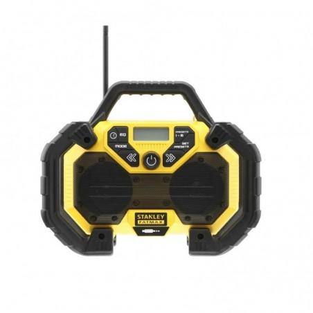 FMCR001B Ραδιόφωνο-Φορτιστής 18V FATMAX
