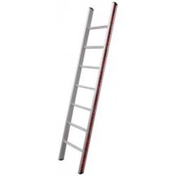 800121 Σκάλα Αλουμινίου Επαγγελματικής χρήσης 1x21