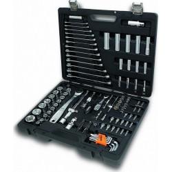 2046E/C116 Εργαλειοθήκη με Συλλογή με 116 Εργαλεία για Γενική Συντήρηση