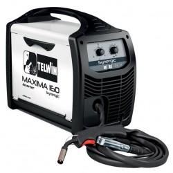 MAXIMA 160 SYNERGIC Ηλεκτροσυγκόλληση Σύρματος MIG-MAG/FLUX