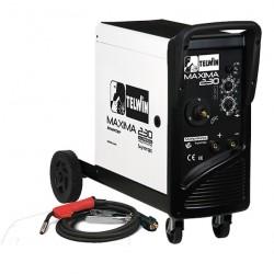 MAXIMA 230 SYNERGIC INVERTER Ηλεκτροσυγκόλληση Σύρματος MIG-MAG/FLUX