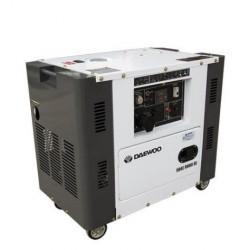DDAE-8000XE Γεννήτρια Πετρελαίου 419cc