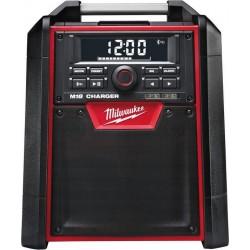M18 RC-0 M18™ Ραδιόφωνο/ Φορτιστής Χώρου Εργασίας (Solo)