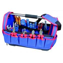 91333ΜQ Εργαλειοθήκη Υφασμάτινη με Εργαλεία