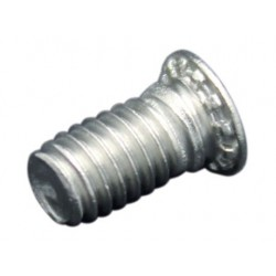 Flush Head Stud - FHS Stainless Steel A2