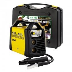SIL 415  Ηλεκτροσυγκόλληση Inverter 150Amp
