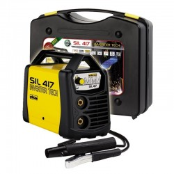 SIL 417 Ηλεκτροσυγκόλληση Inverter 170 Amp