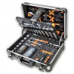 2054E/E-128 Εργαλειοθήκη με συλλογή με 128 εργαλεία για γενική συντήρηση