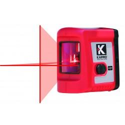 633110 Laser Γραμμικό Σταυρού 20m 2 ακτίνων (Κόκκινη Δέσμη)