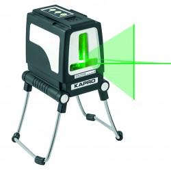 633113 Laser Γραμμικό Σταυρού 30m 2 ακτίνων (Πράσινη Δέσμη)