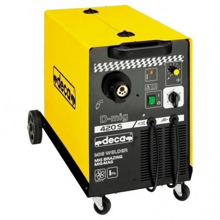 D-MIG 420S Ηλεκτροκόλληση Σύρματος 200A