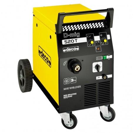 D-MIG 520Τ Ηλεκτροσυγκόλληση Σύρματος