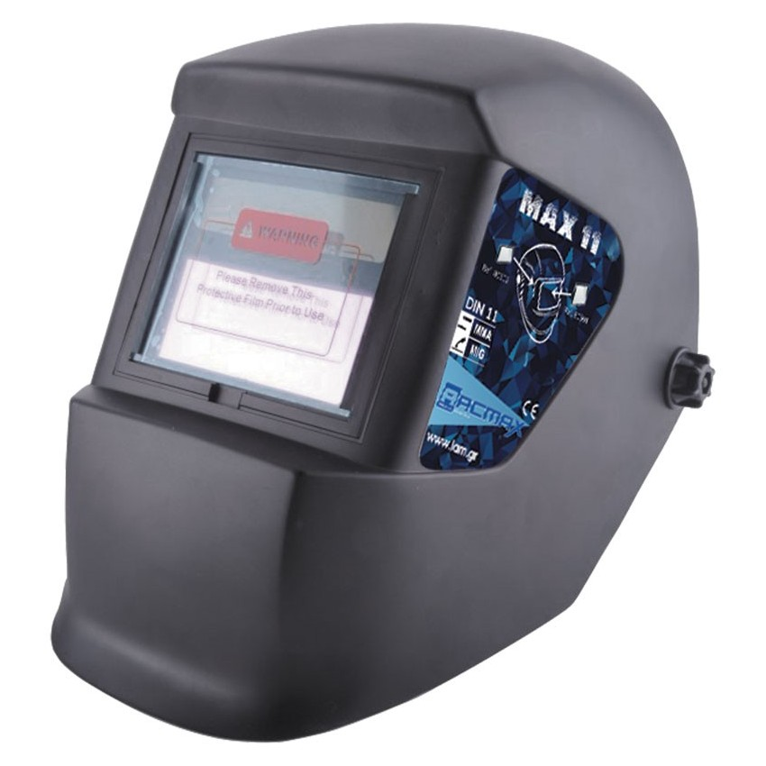 MAX 11  Αυτόματη Μάσκα Ηλεκτροσυγκόλλησης