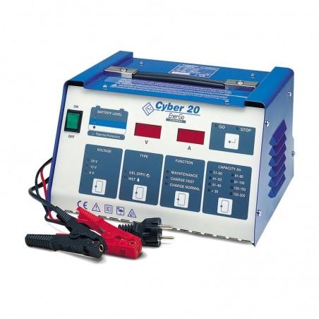 CYBER 20 Φορτιστής Μπαταρίας με Μικροεπεξεργαστή
