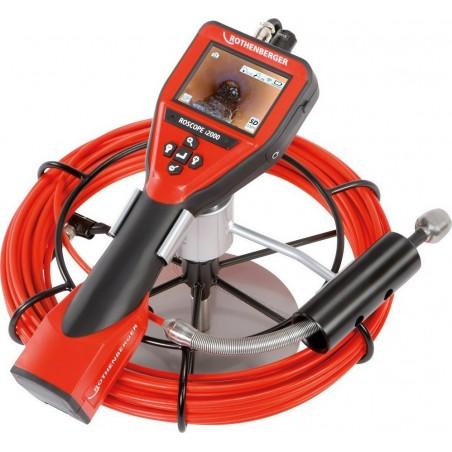 ROSCOPE i2000 Modul 25/22 Κάμερα Αποχετεύσεων για 40 έως 100mm