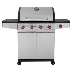 Ψησταρία BBQ Υγραερίου με 4 Καυστήρες
