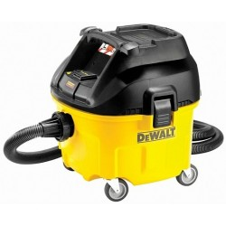 DWV901L-QS Σκούπα Ηλεκτρική Εξαγωγής Σκόνης Κλάσης L 30lt
