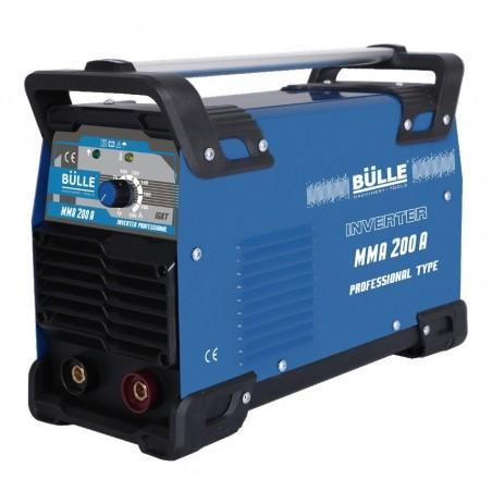 Ηλεκτροσυγκόλληση Inverter PROFESSIONAL MMA 215K