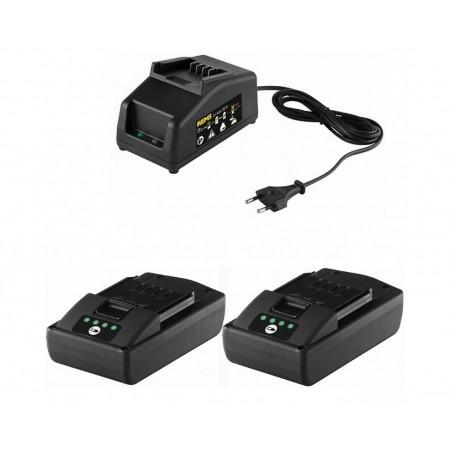 Power-Pack 22V 2,5Ah/230V 90W