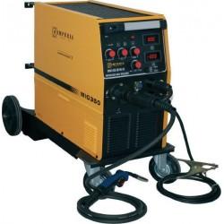 Ηλεκτροσυγκόλληση Σύρματος Τριφασική MIG 350 INVERTER
