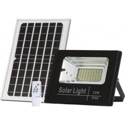 BLF2000 Προβολέας LED 4000K Ηλιακός 25W