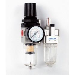 41915 Ρυθμιστής Με Υδατοπαγίδα και Ελαιωτήρας Mini FR+L 1/4''