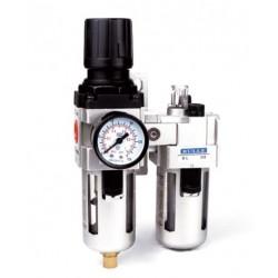 41956 Ρυθμιστής Με Υδατοπαγίδα και Ελαιωτήρας FR+L 3/8''