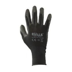 Γάντια Πολυουρεθάνης Μαύρο Νο10