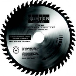 BE-16548 Δίσκος Κοπής Ξύλου Για Δισκοπρίονα Χειρός Φ165/30