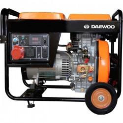 DDAE-6000XE Γεννήτρια Βενζίνης 418cc