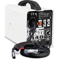 Bimax 140 Turbo Ηλεκτροσυγκόλληση Σύρματος MIG-MAG 120A
