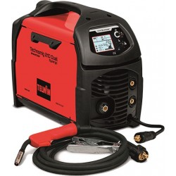 Technomig 210 Dual Synergic 230V Ηλεκτροκόλληση Inverter