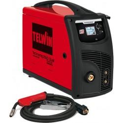 Technomig 260 Dual Synergic 230V Ηλεκτροκόλληση Inverter Σύρματος