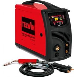 Technomig 240 Wave 230V Ηλεκτροκόλληση Inverter Σύρματος