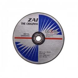 ZAI 230X1.9 Δίσκος Λείανσης INOX 230x1.9mm