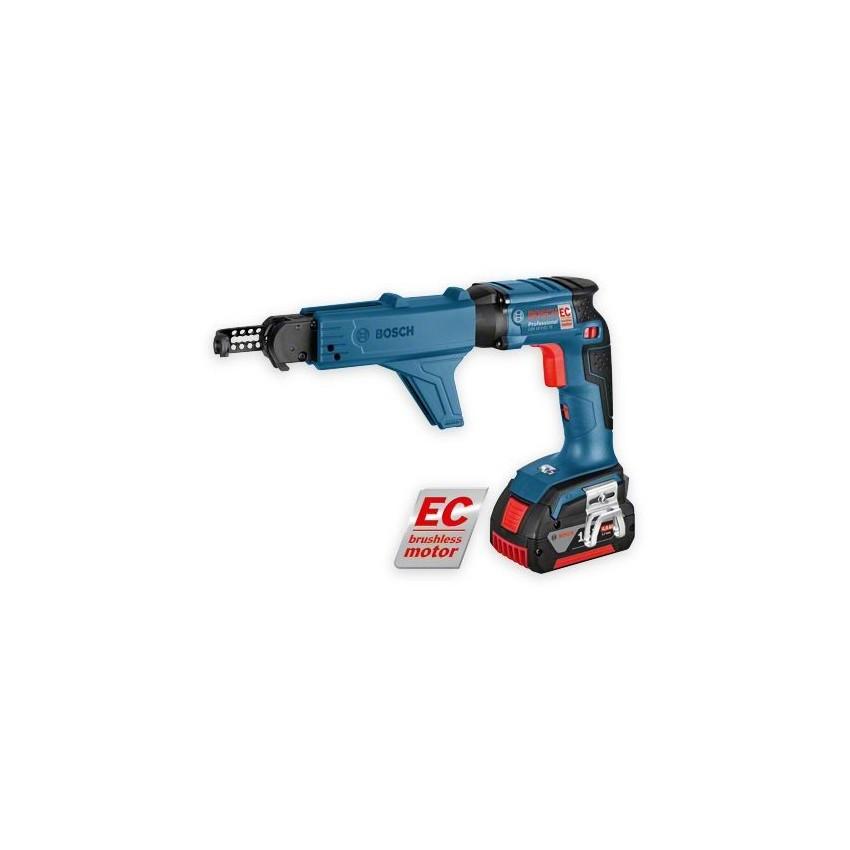 GSR 18 V-EC TE + MA 55 Professional