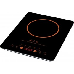 BEP3500 Επαγωγική Εστία Μονή Φορητή 2000W Με 7 Έξυπνες Λειτουργίες Μαγειρέματος