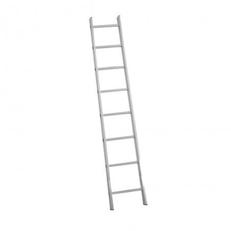 BHL1013 Σκάλα Αλουμινίου Μονή με 13 Σκαλιά