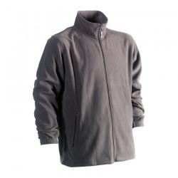 Darius fleece jacket GREY XL