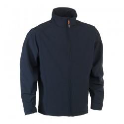 Julius soft shell jacket NAVY L