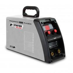 PROGRESS 200 PULSED Ηλεκτροκόλληση Ηλεκτροδίου Inverter Synergic 200A