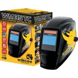 WM35 TC Αυτόματη Ηλεκτρονική Μάσκα Ηλεκτροσυγκόλλησης
